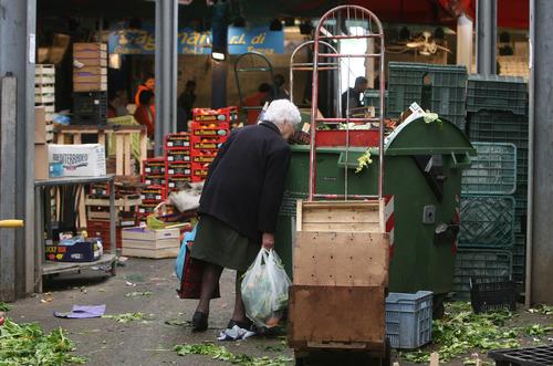 In Italia 11 milioni di persone non hanno cibo a sufficienza