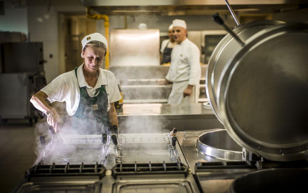 Alla coop emiliana Cir Food i servizi di ristorazione di Expo2015: 20 locali per 6,5 milioni di pasti