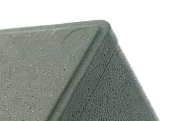 Addio alle cassette in polistirolo: biomateriali per un pesce più sostenibile