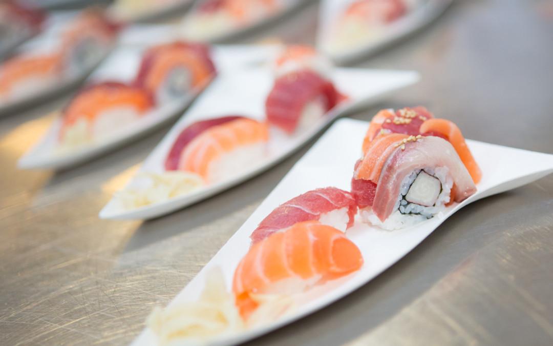 Il vero sushi? Con pesce disidratato. E si può fare a casa