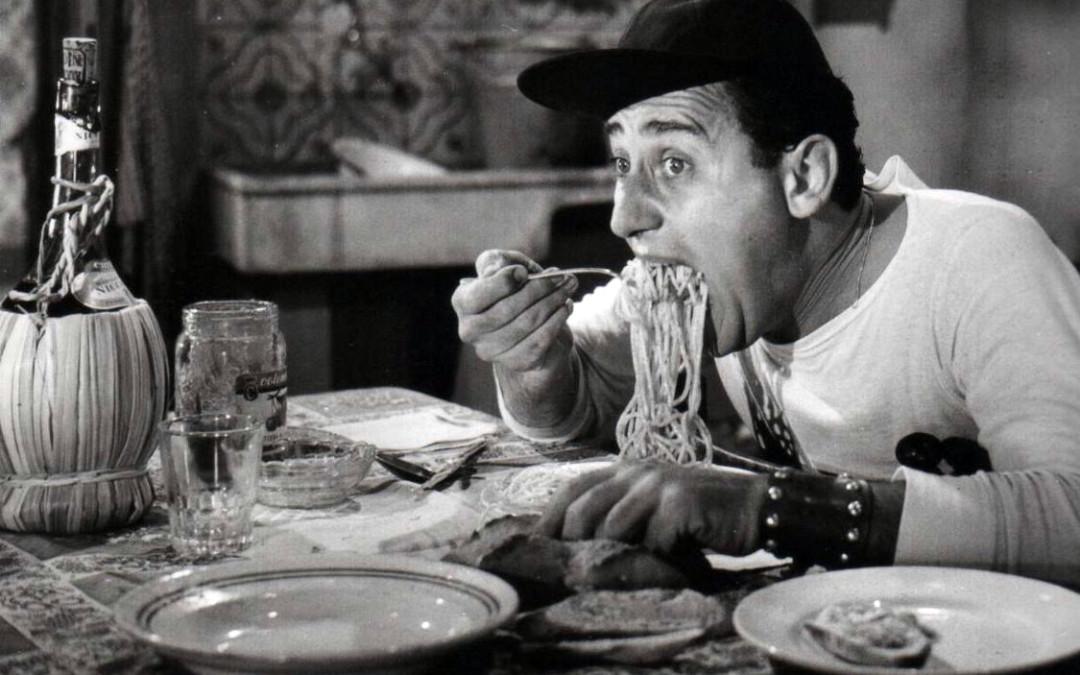 Gli spaghetti al pomodoro piatto simbolo dell'Expo