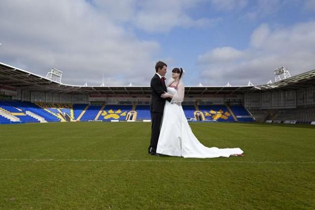 Dallo stadio al teatro, 10 luoghi alternativi per le nozze