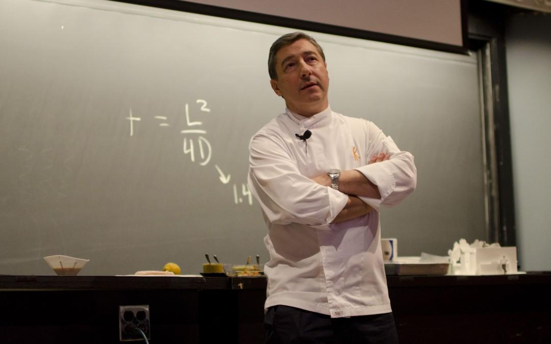 Joan Roca, miglior chef al mondo: ecco come sarà la cucina del futuro