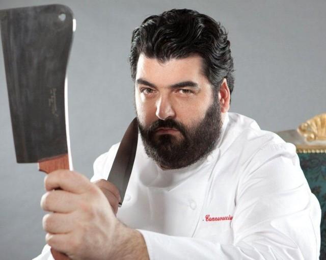 Antonino Cannavacciuolo: a Novara il mio luna park del cibo