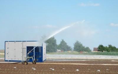 Acqua potabile dall'aria? Adesso si può