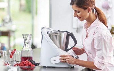 Hai il wi-fi? Il robot da cucina prepara la ricetta da solo