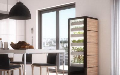 Dalla Nasa alla cucina di casa: arriva la serra idroponica automatica