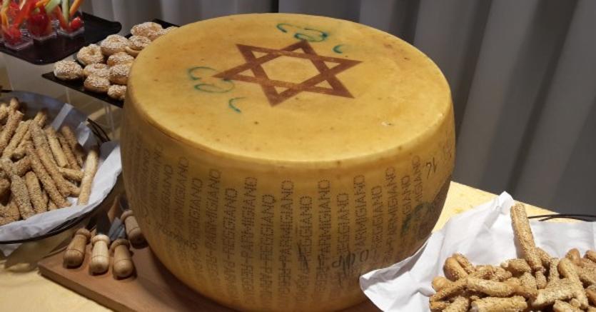 Cervello in fuga torna in Italia e lancia l'unico Parmigiano Kosher al mondo