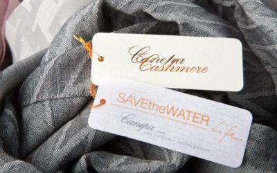 Produrre sete e cachemire senza inquinare? Servono i gamberetti